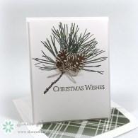 Christmas Wishes – CAS(E) this Sketch #149