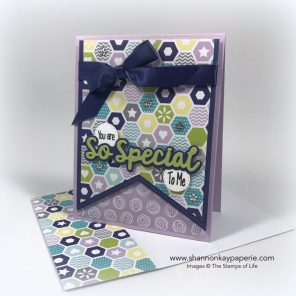 You Are So Special Card Ideas - Shannon Jaramillo The Stamps of Life