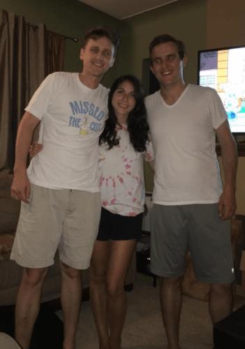 Peter, Zac & I