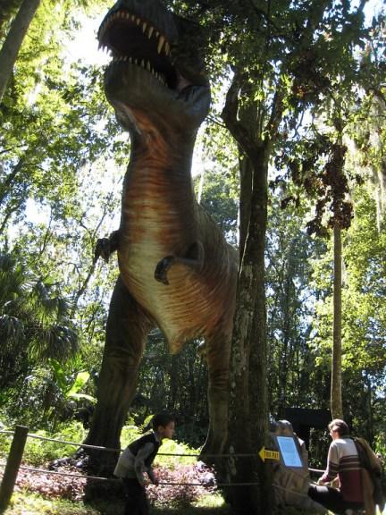 dinosaur world review