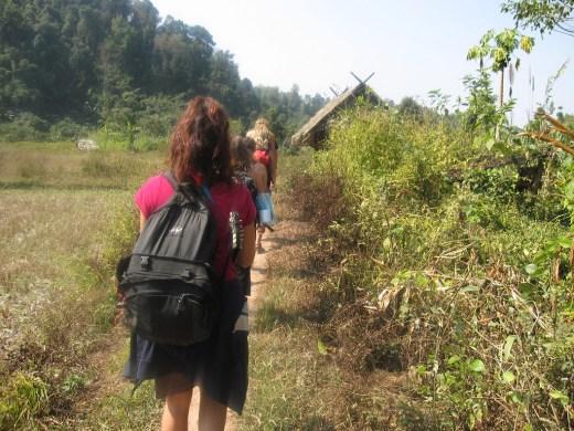 bokeo province, laos