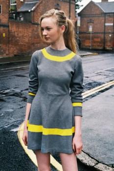 Model Clara McSweeney