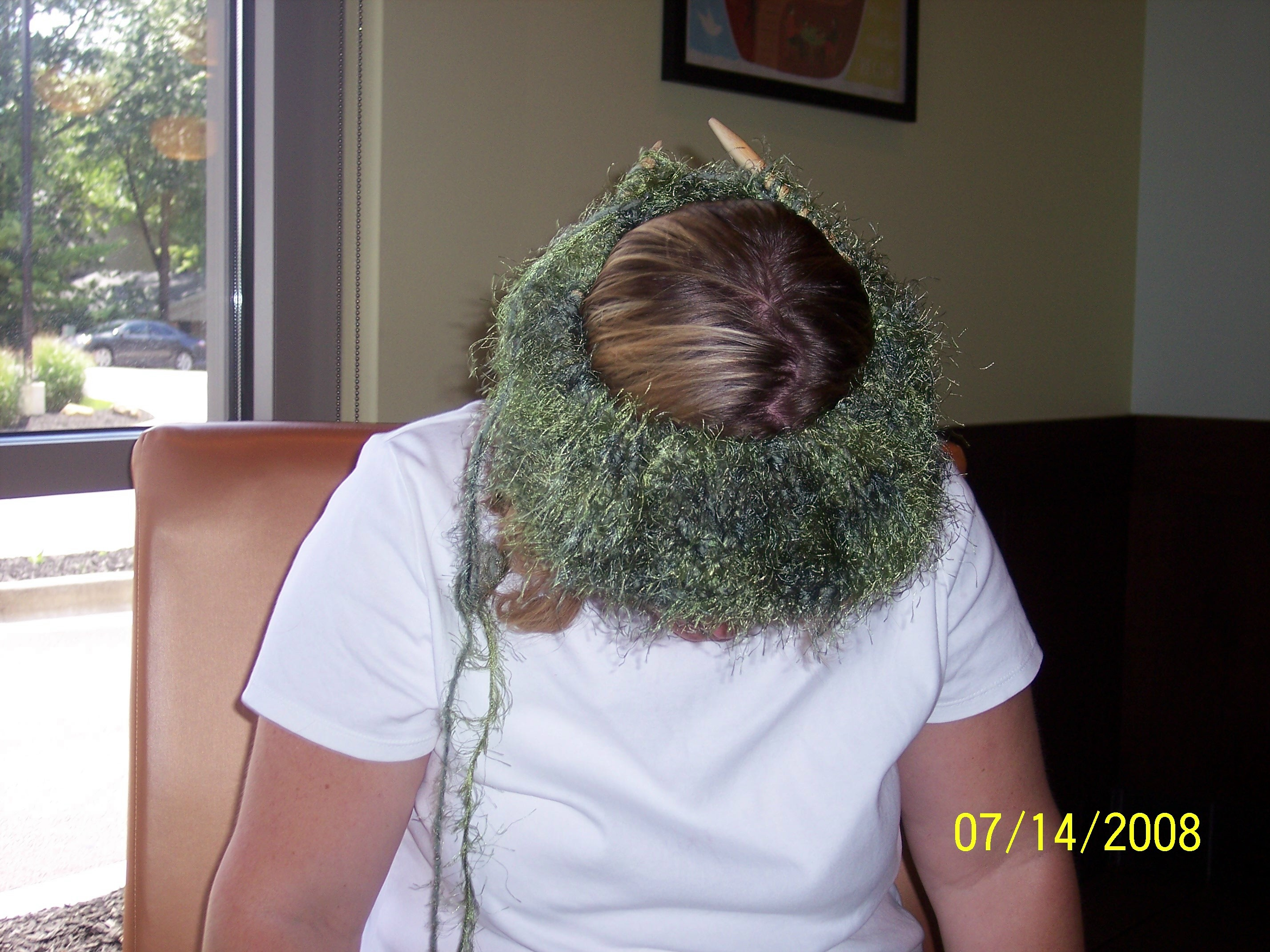 """The Green """"Hat"""""""