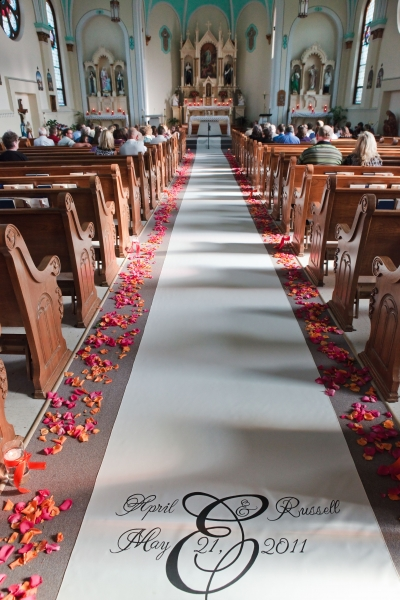 Church Wedding Decorations Shannons Custom Florals