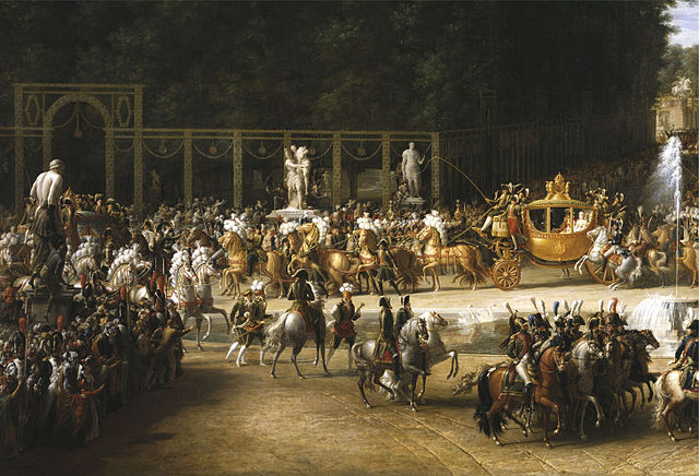 The Marriage Of Napoleon And Marie Louise Shannon Selin