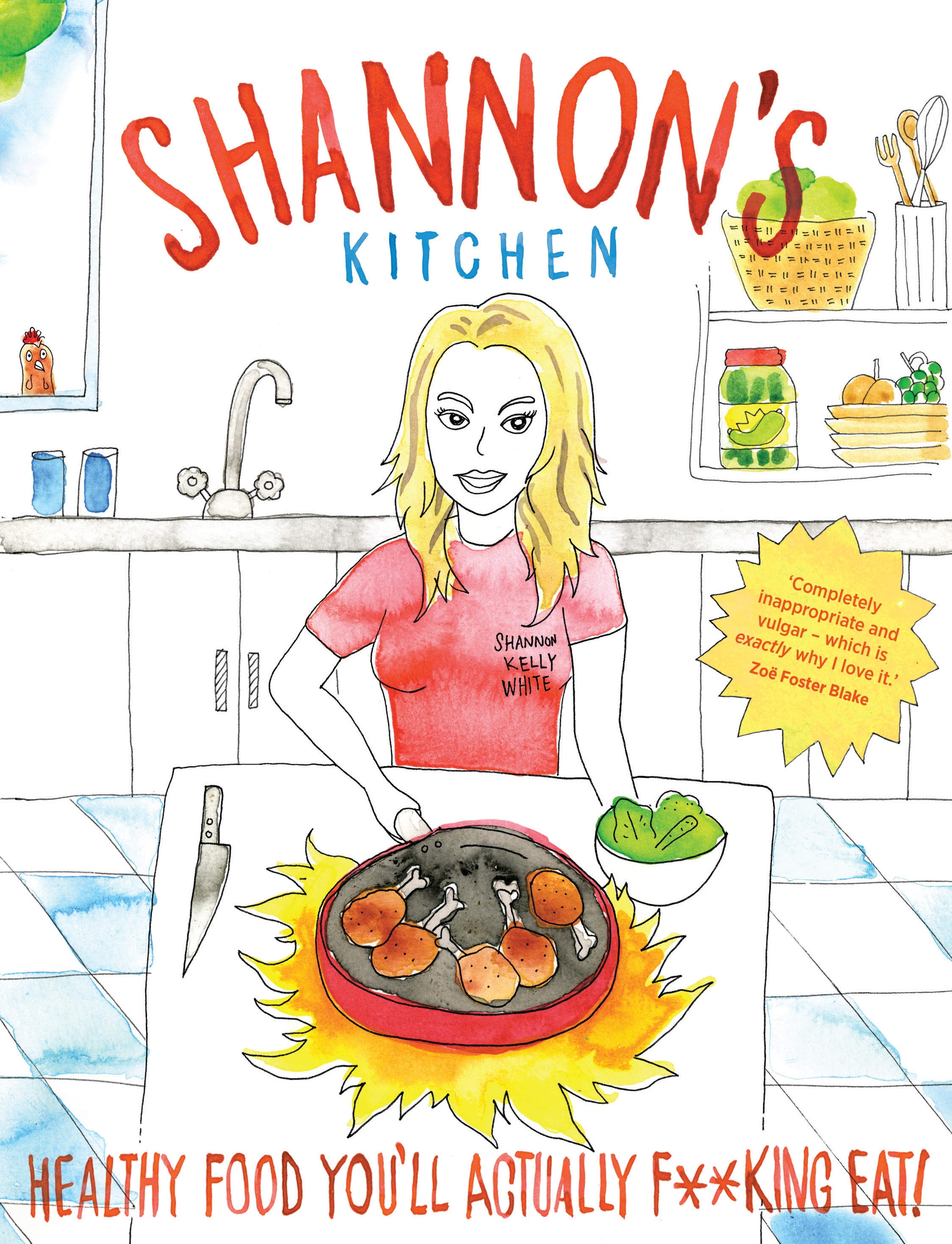 Shannon\'s Kitchen: Healthy Food You\'ll Actually F**king Eat ...