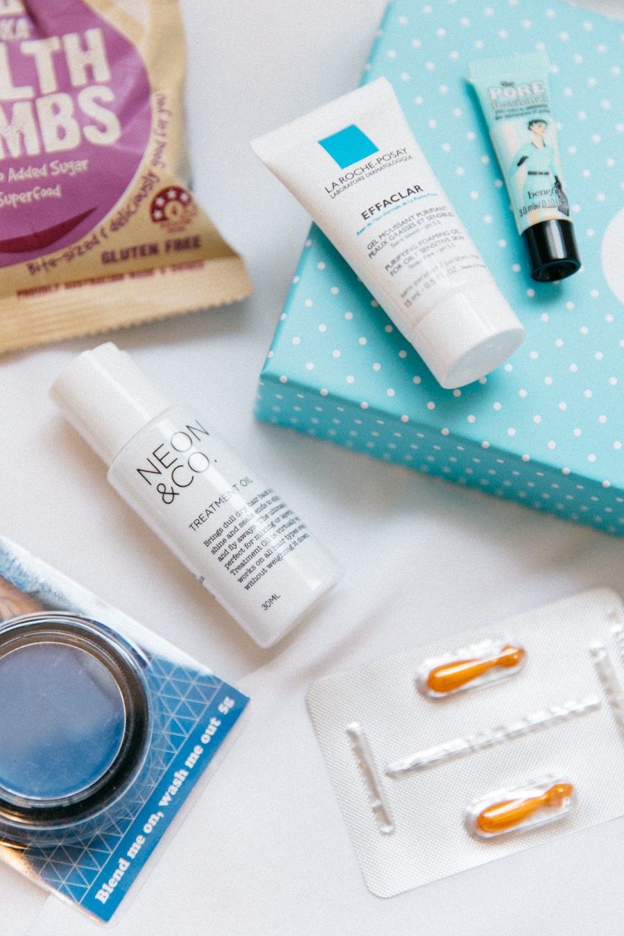Bellabox for March 2016.