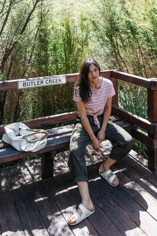 Perth fashion blogger, Shannon Valle. Layer'd outfit.