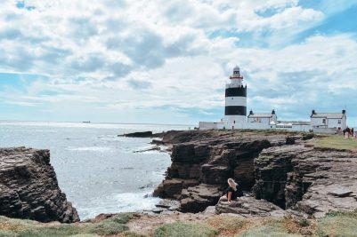 Hook lighthouse County Wexford Ireland