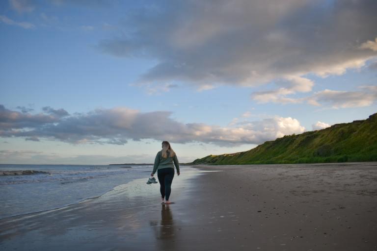 Ballinesker Beach County Wexford Ireland