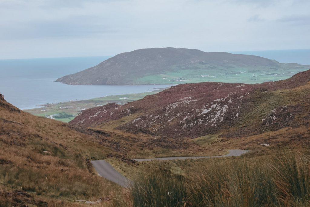 Mamore Gap, County Donegal,Ireland Road trip ideas