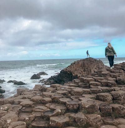 Giants Causeway. County Antrim, Northern Ireland