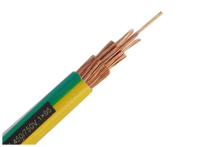 Multi Core Copper Conductor Electrical Cable Wire