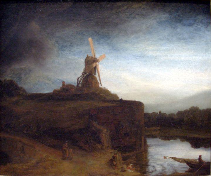the_mill-1645_1648-rembrandt_van_rijn