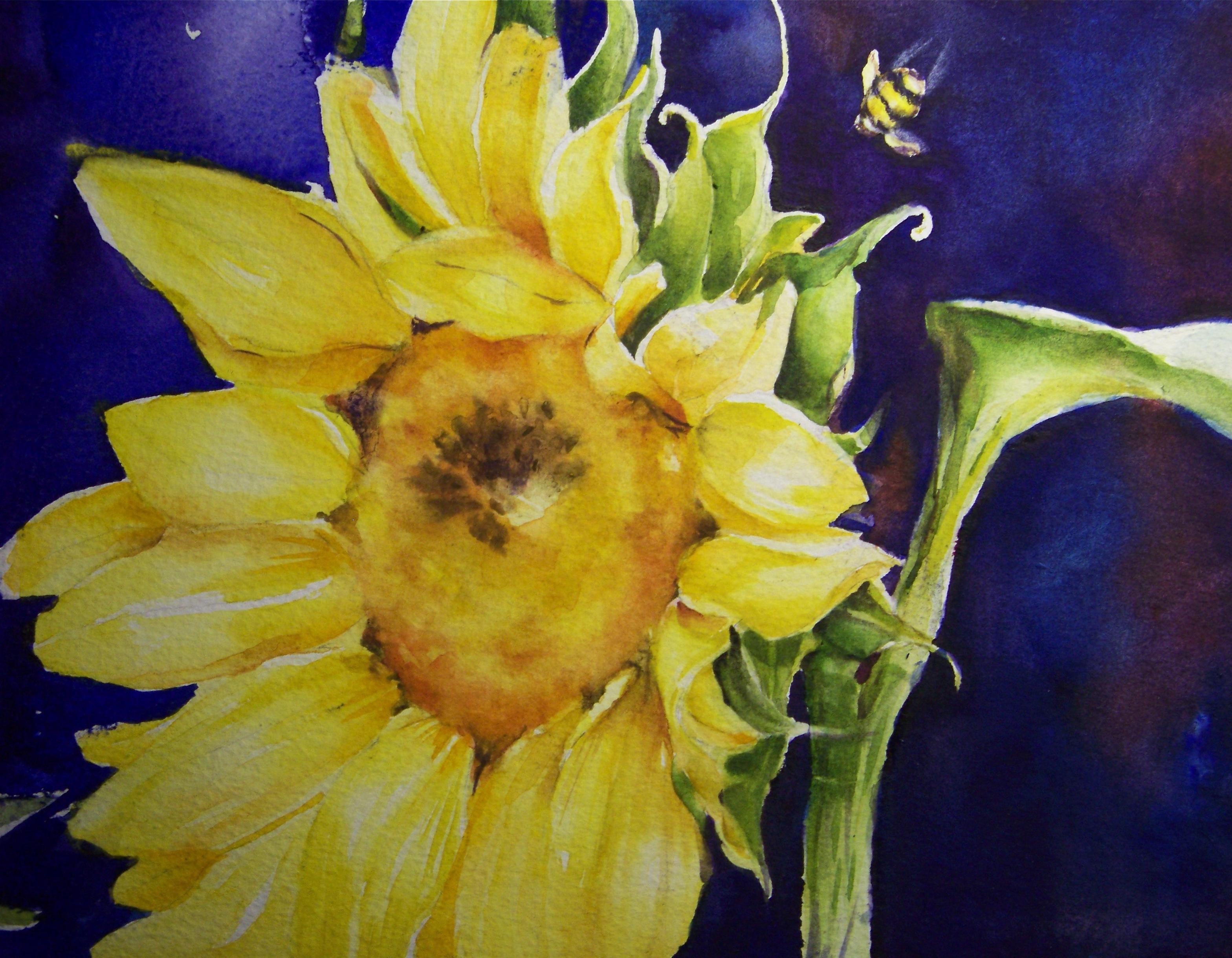 class-sunflower