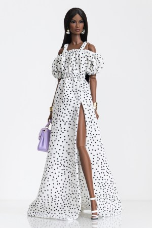Dotted Vacation Dress