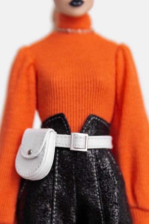 Belt Bag (White)