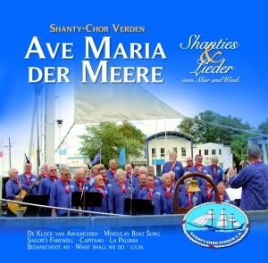 CD3 Ave Maria Shanty Chor DRUCK.indd