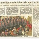 Presse, Kirchwahlingen,2014