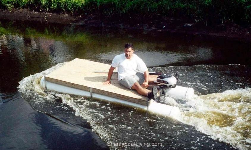 Boat In A Day Shantyboatliving Com