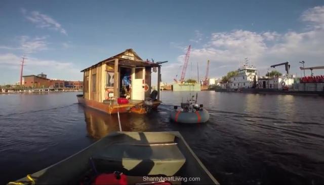 guttenberg shanty boat - YouTube.clipular