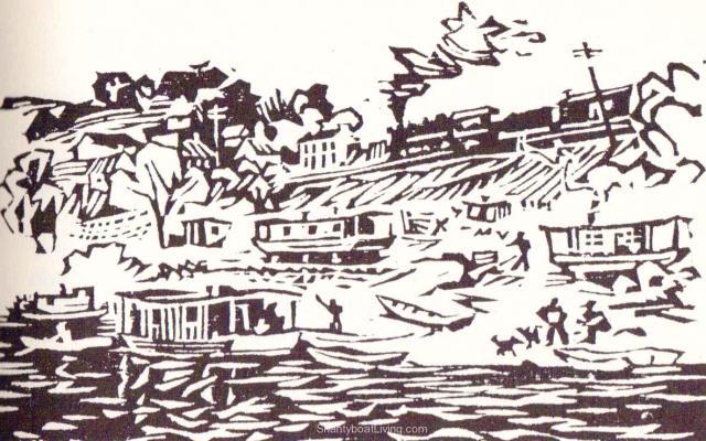 shantyboatblockprint