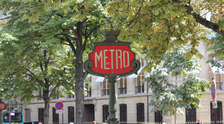 transport in paris