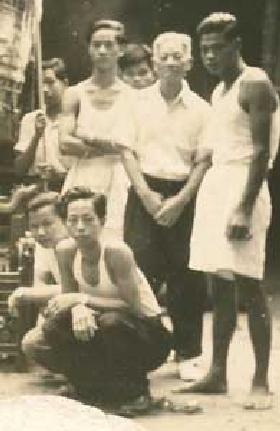 Yang Fatt Khun and Ho Fatt Nam