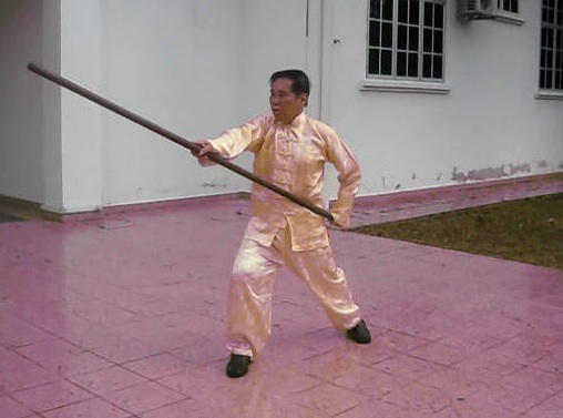 kungfu staff