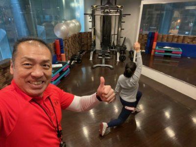 札幌ダイエット専門パーソナルトレーニングジム シェイプボディ トレーニング BFR 脂肪燃焼