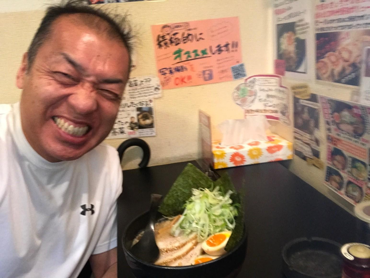 シュワルツ浅井ラーメン