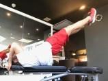 筋トレは精神と肉体の修行です!