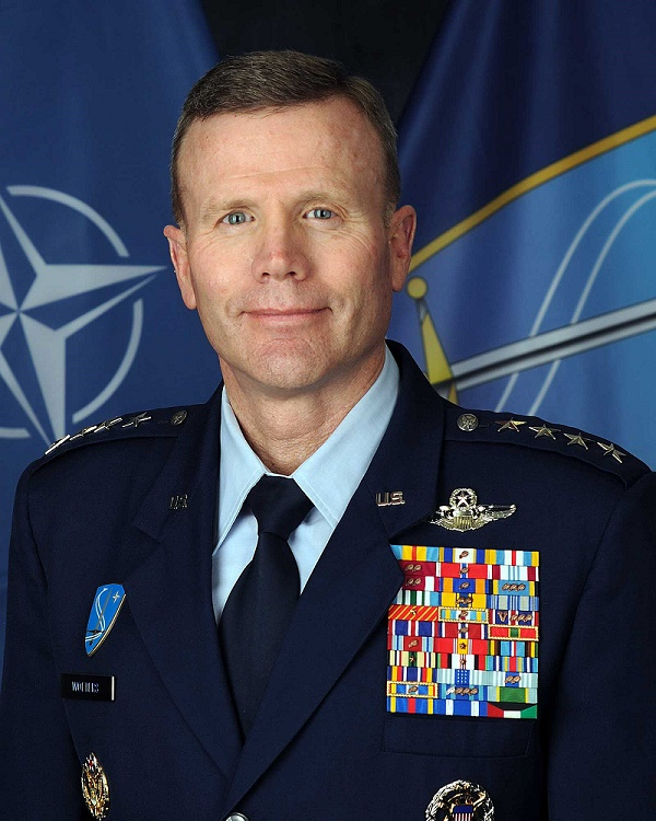 SHAPE | U.S. Air Force General Tod D. Wolters nominated to ...