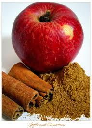äpple kanel