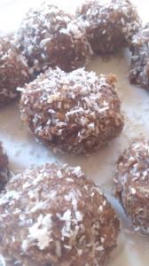 nogat chokladbollar