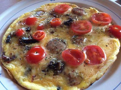 """""""Pizza – Omelett"""""""