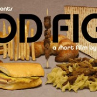 stefan nadelman + tourist pictures: food fight.