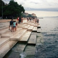 nikola basic: sea organ.