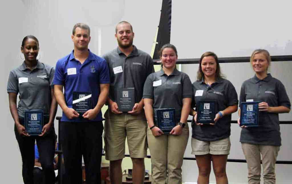 2016 Student Awards Recipients: