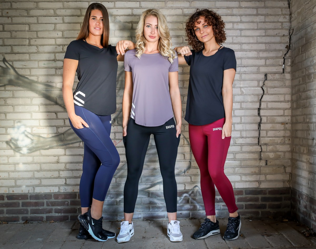 Shirt in verschillende kleuren voor dames