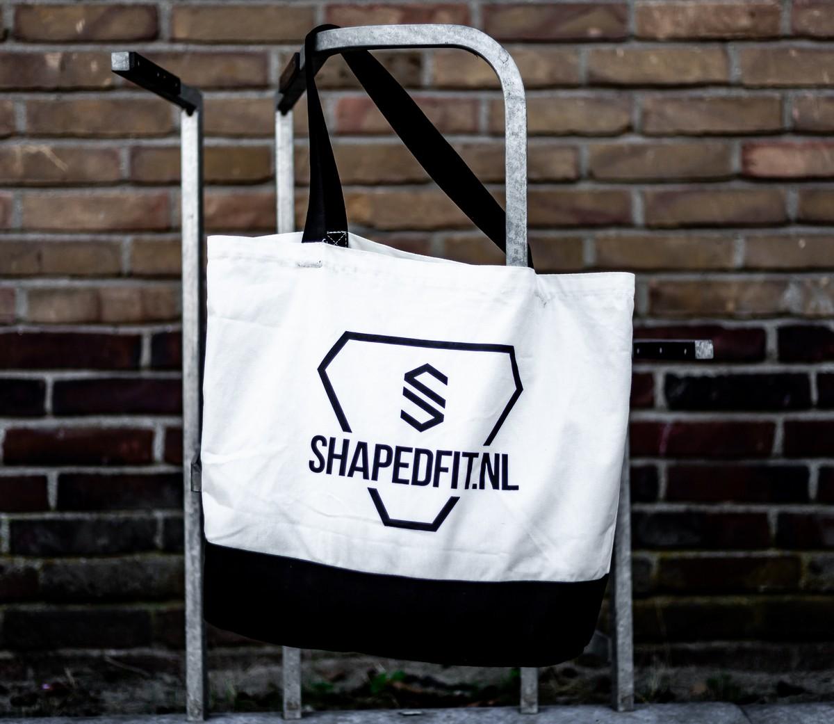 Shaped shopper herbruikbaar