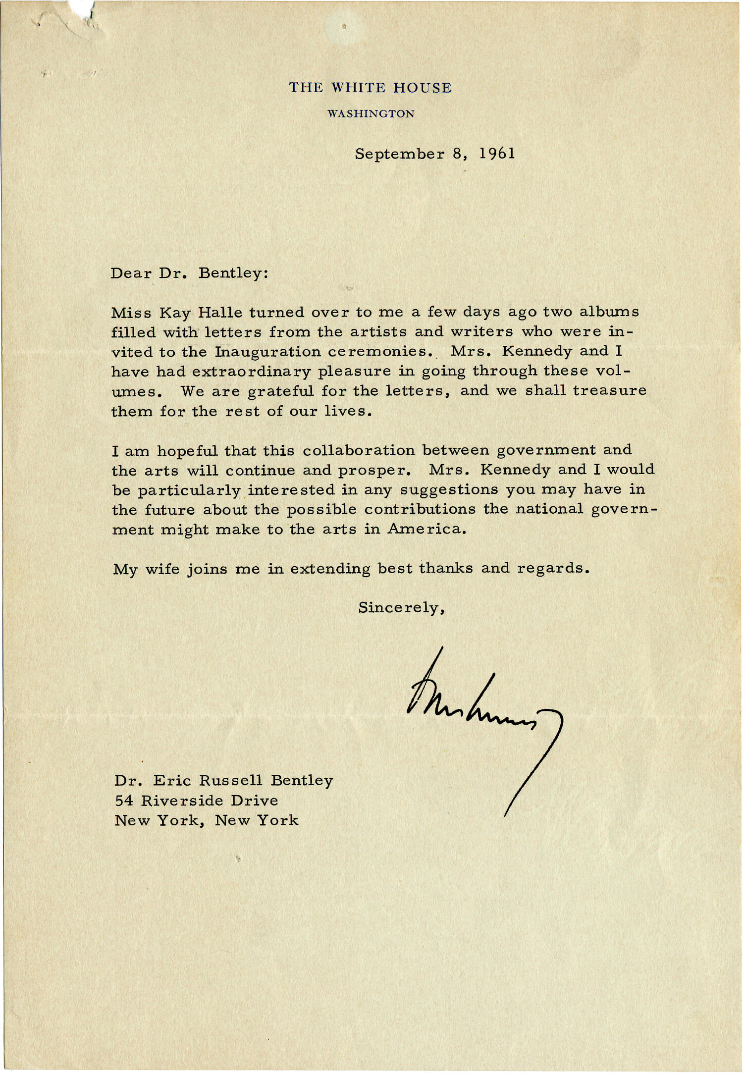 kennedy and the arts his unprecedented invitation of scholars artists writers and thinkers to his inauguration