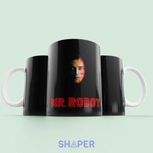 MR ROBOT taza toluca