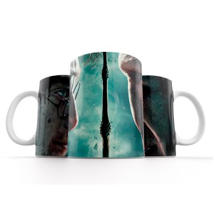 Taza Harry Potter Vs Lord Voldemort