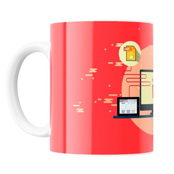 Taza HTML café