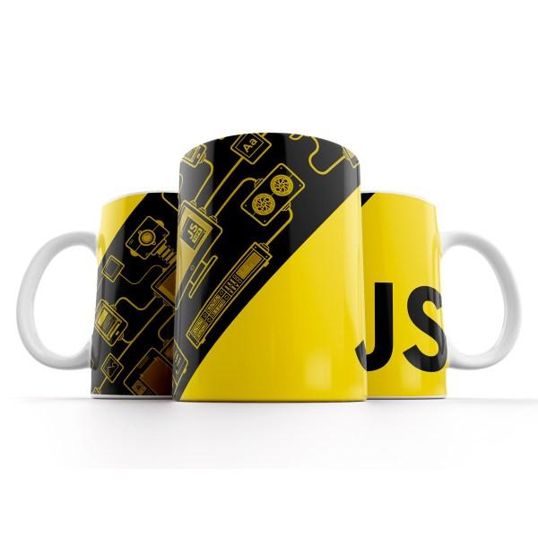 Taza Javascript JS Café
