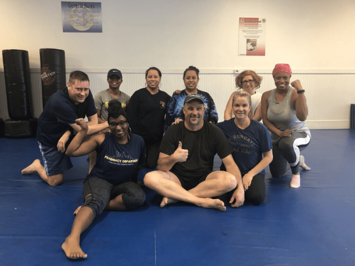 Kickboxing Lawrenceville GA