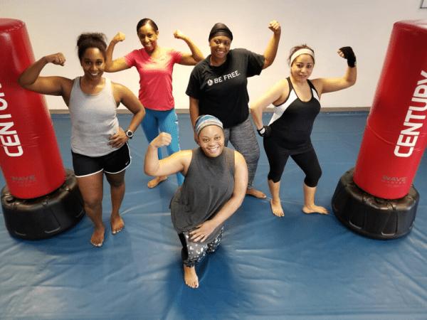 Shape Up Kickboxing Duluth