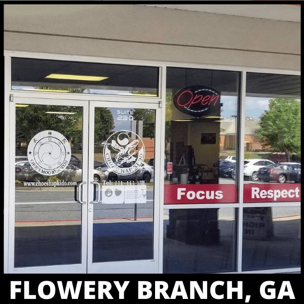 Flowery Branch Shape Up Kickboxing