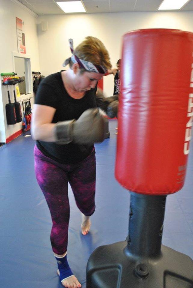 Kickboxing Classes Cumming GA